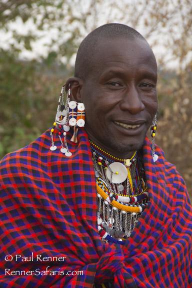 Masai Elder-7820