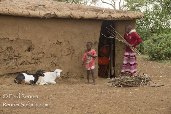 Masai Village-7790