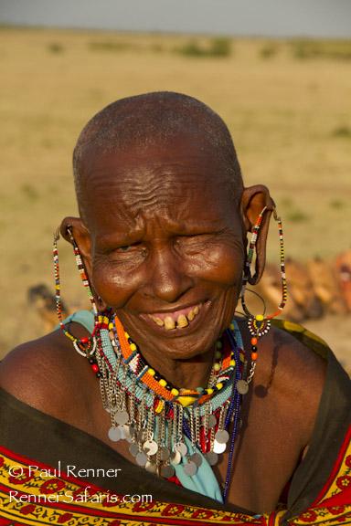 Masai Woman-5112