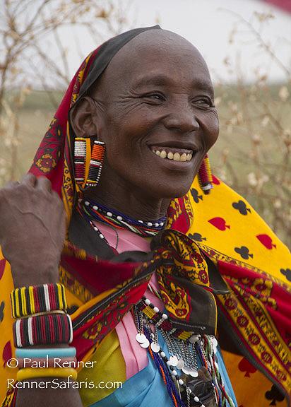 Masai Woman-7803