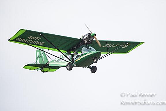 Anti Poaching Aircraft-8832