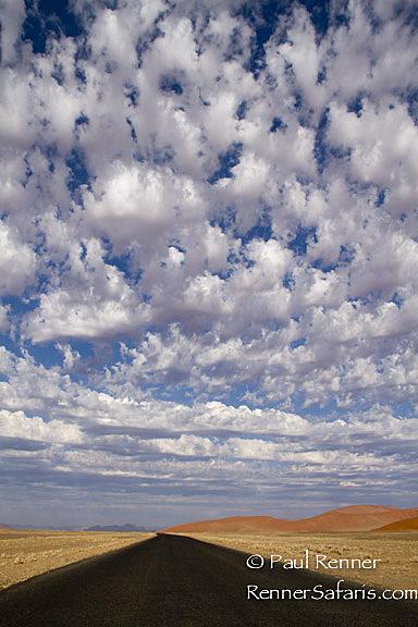 Namibian Landscape-
