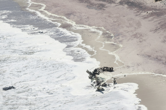 Old Shipwreck on Skeleton Coast, Namibia-2794