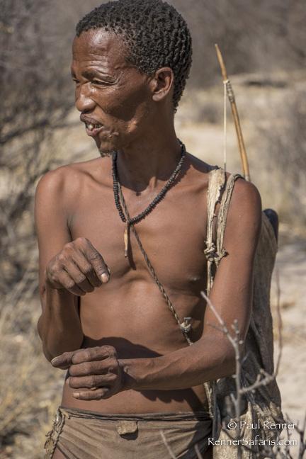 San Bushman, Namibia-0134